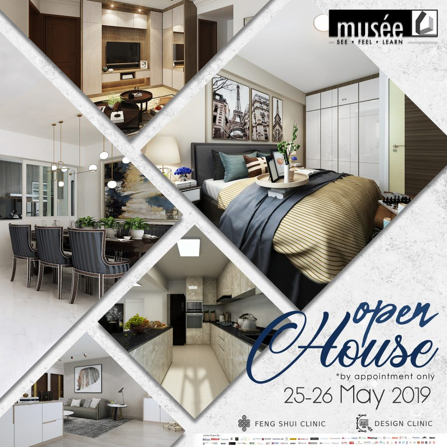 MUSEE OPEN HOUSE @ 25th & 26th May 2019