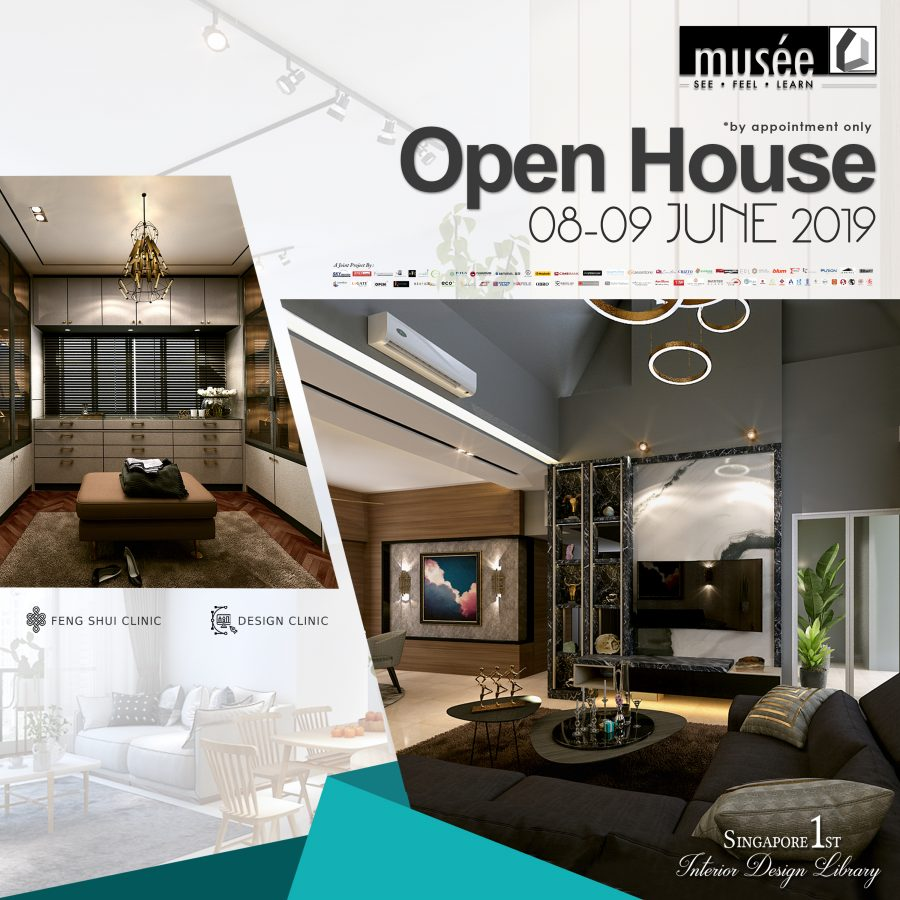 MUSEE OPEN HOUSE @ 8th & 9th June 2019